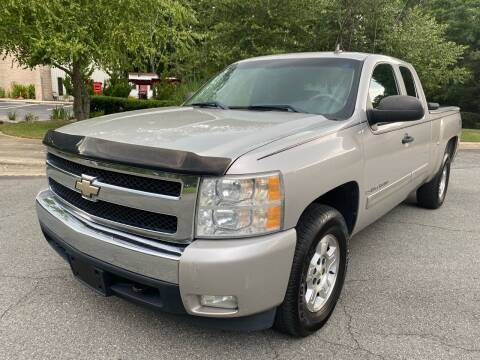 2008 Chevrolet Silverado 1500 for sale at Triangle Motors Inc in Raleigh NC