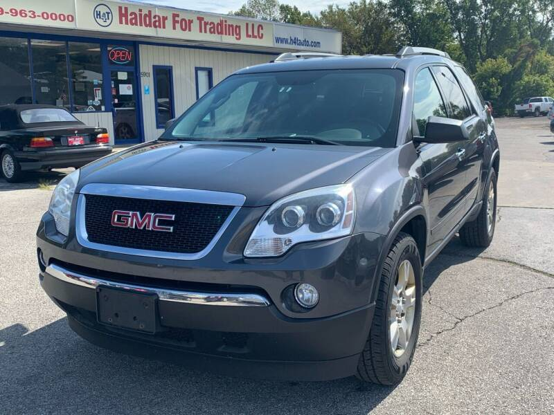 2012 GMC Acadia for sale at H4T Auto in Toledo OH