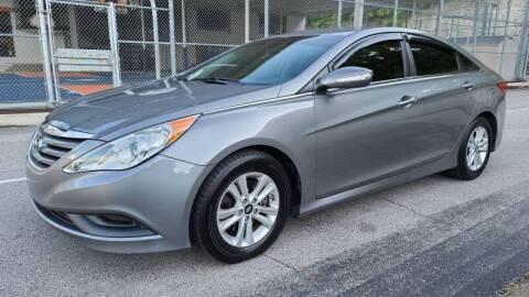 2014 Hyundai Sonata for sale at Green Life Auto, Inc. in Nashville TN
