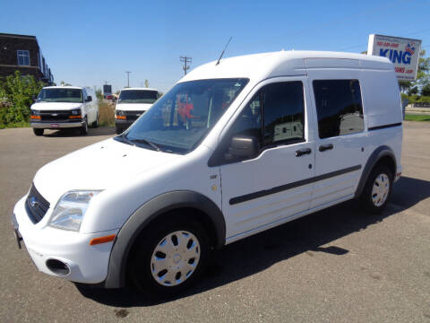 2011 Ford Transit Connect for sale at King Cargo Vans Inc. in Savage MN