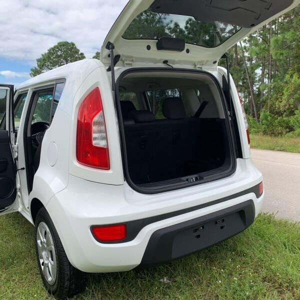 2012 Kia Soul 4dr Crossover 6A - Palm Bay FL