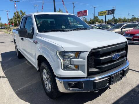 2016 Ford F-150 for sale at Auto Solutions in Warr Acres OK