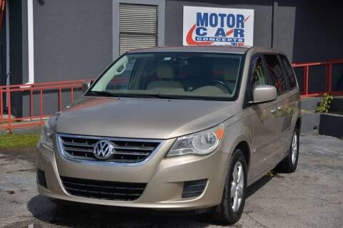 2009 Volkswagen Routan for sale at Motor Car Concepts II - Apopka Location in Apopka FL