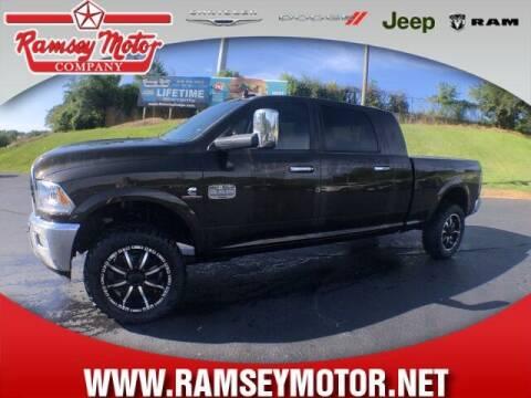 2014 RAM Ram Pickup 3500 for sale at RAMSEY MOTOR CO in Harrison AR