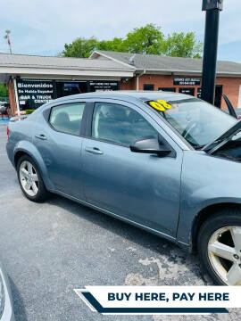 2008 Dodge Avenger for sale at Guidance Auto Sales LLC in Columbia TN