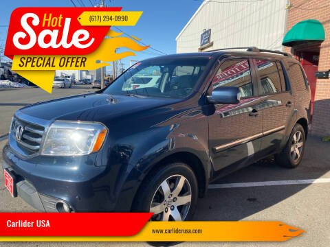 2012 Honda Pilot for sale at Carlider USA in Everett MA