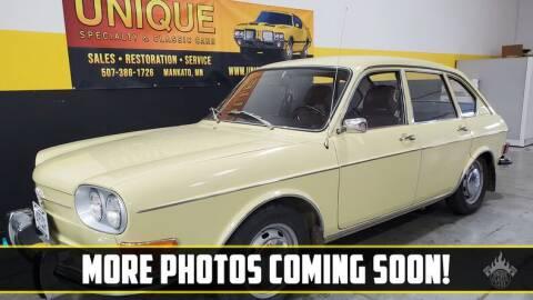 1971 Volkswagen 411 for sale at UNIQUE SPECIALTY & CLASSICS in Mankato MN