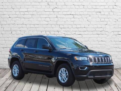 2018 Jeep Grand Cherokee for sale at PHIL SMITH AUTOMOTIVE GROUP - Manager's Specials in Lighthouse Point FL