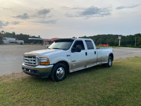 2001 Ford F-350 Super Duty for sale at Tennessee Valley Wholesale Autos LLC in Huntsville AL