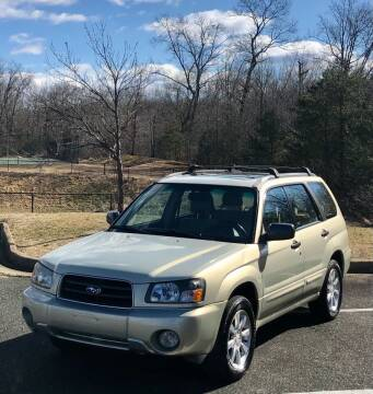 2005 Subaru Forester for sale at ONE NATION AUTO SALE LLC in Fredericksburg VA