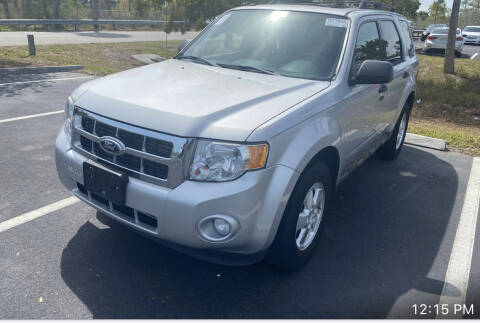 2012 Ford Escape for sale at L G AUTO SALES in Boynton Beach FL