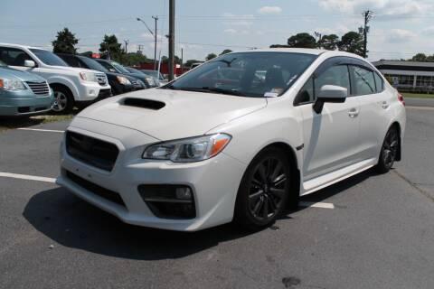 2017 Subaru WRX for sale at Drive Now Auto Sales in Norfolk VA