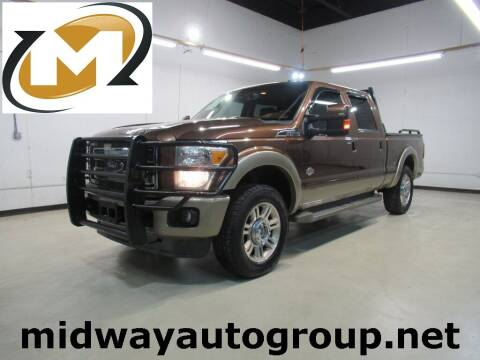 2011 Ford F-250 Super Duty for sale at Midway Auto Group in Addison TX