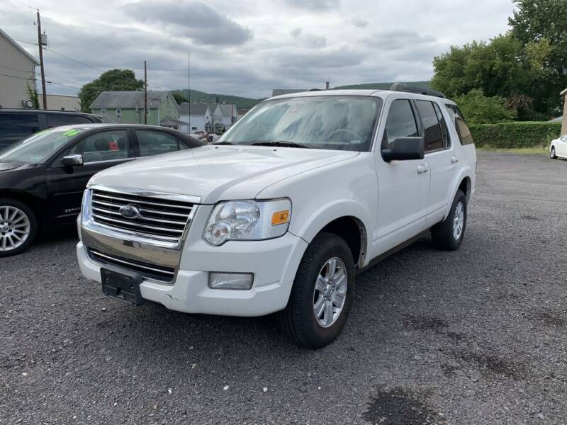 2010 Ford Explorer for sale at VINNY AUTO SALE in Duryea PA