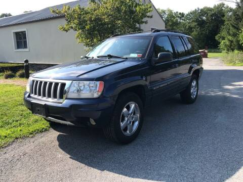 2004 Jeep Grand Cherokee for sale at Wallet Wise Wheels in Montgomery NY