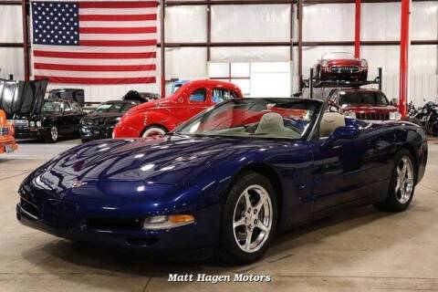 2004 Chevrolet Corvette for sale at Matt Hagen Motors in Newport NC