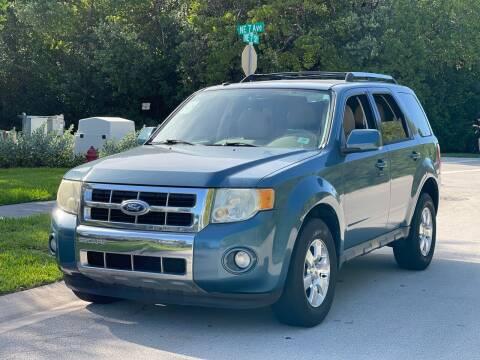 2010 Ford Escape for sale at L G AUTO SALES in Boynton Beach FL