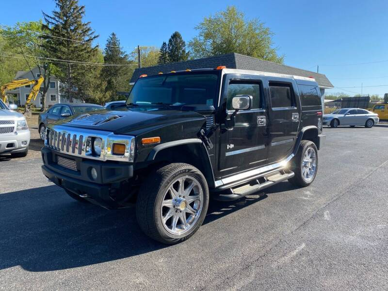 2003 HUMMER H2 for sale at Erie Shores Car Connection in Ashtabula OH