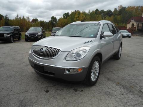 2010 Buick Enclave for sale at Route 111 Auto Sales in Hampstead NH