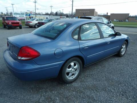 2004 Ford Taurus for sale at English Autos in Grove City PA