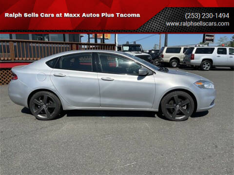 2013 Dodge Dart for sale at Ralph Sells Cars at Maxx Autos Plus Tacoma in Tacoma WA