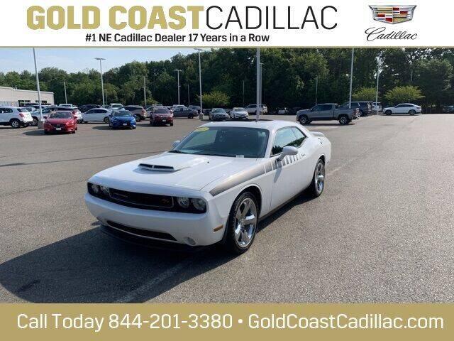 2013 Dodge Challenger for sale at Gold Coast Cadillac in Oakhurst NJ
