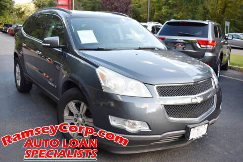 2009 Chevrolet Traverse for sale at Ramsey Corp. in West Milford NJ