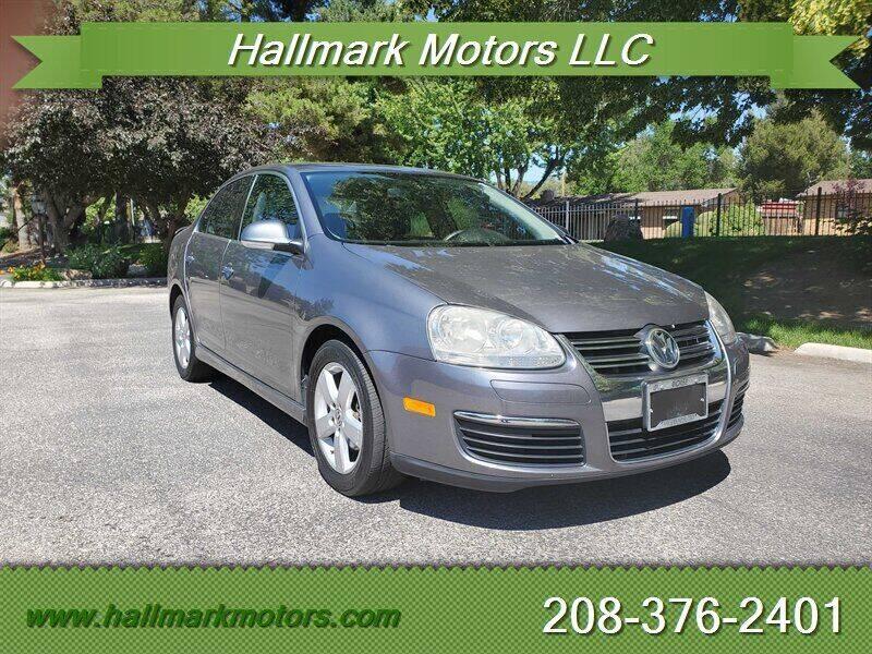 2006 Volkswagen Jetta for sale at HALLMARK MOTORS LLC in Boise ID