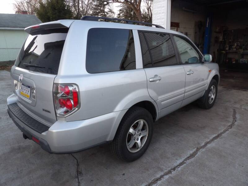 2008 Honda Pilot for sale at English Autos in Grove City PA