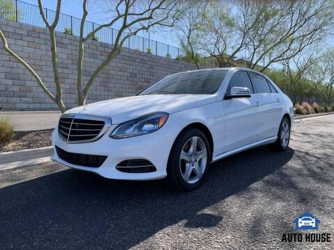 2014 Mercedes-Benz E-Class for sale at AUTO HOUSE TEMPE in Tempe AZ