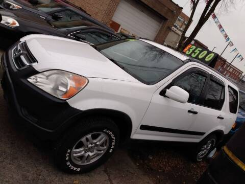 2004 Honda CR-V for sale at 5 Stars Auto Service and Sales in Chicago IL