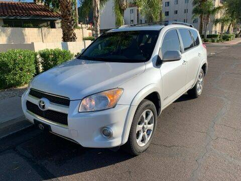 2010 Toyota RAV4 for sale at Premier Motors AZ in Phoenix AZ