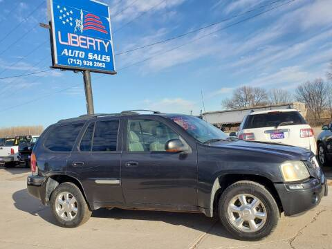 2003 GMC Envoy for sale at Liberty Auto Sales in Merrill IA