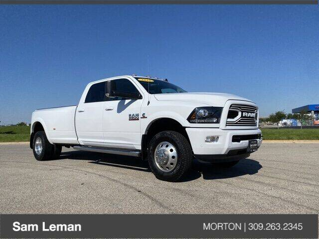 2018 RAM Ram Pickup 3500 for sale in Morton, IL