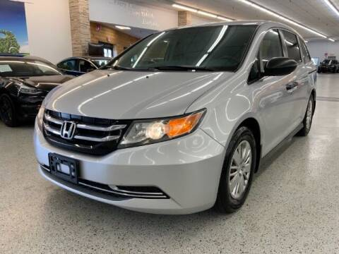 2014 Honda Odyssey for sale at Dixie Imports in Fairfield OH