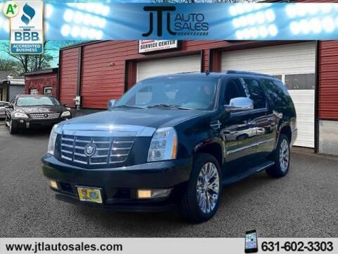 2008 Cadillac Escalade ESV for sale at JTL Auto Inc in Selden NY