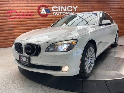 2012 BMW 7 Series for sale at Dixie Motors in Fairfield OH
