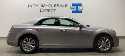 2016 Chrysler 300 for sale at Indy Wholesale Direct in Carmel IN