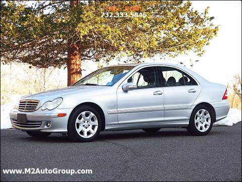 2006 Mercedes-Benz C-Class for sale at M2 Auto Group Llc. EAST BRUNSWICK in East Brunswick NJ