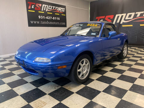 1994 Mazda MX-5 Miata for sale at T & S Motors in Ardmore TN