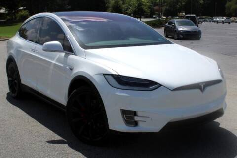 2016 Tesla Model X for sale at CU Carfinders in Norcross GA