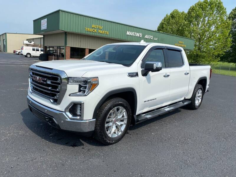 2019 GMC Sierra 1500 for sale at Martin's Auto in London KY