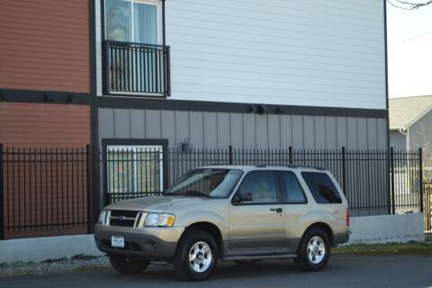 2001 Ford Explorer Sport for sale at Skyline Motors Auto Sales in Tacoma WA