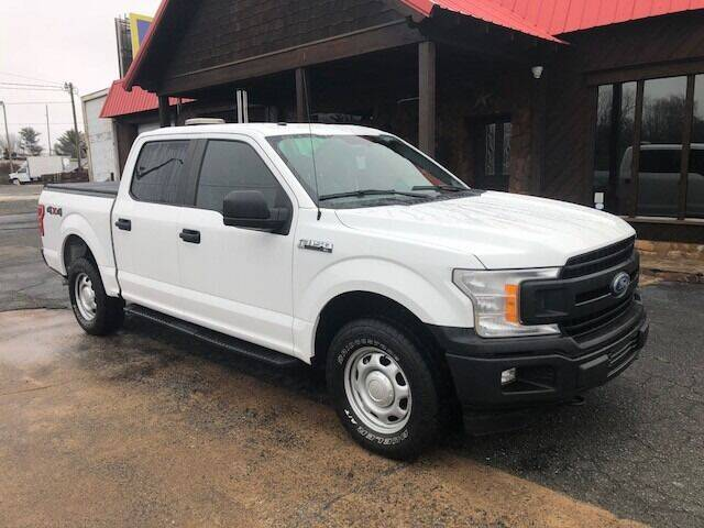 2018 Ford F-150 for sale at Vehicle Network - Dick Kelly Truck Sales in Winston Salem NC