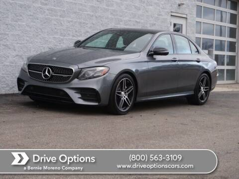 2020 Mercedes-Benz E-Class for sale at Drive Options in North Olmsted OH