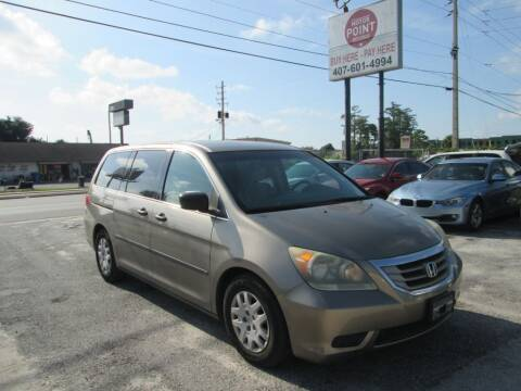 2008 Honda Odyssey for sale at Motor Point Auto Sales in Orlando FL