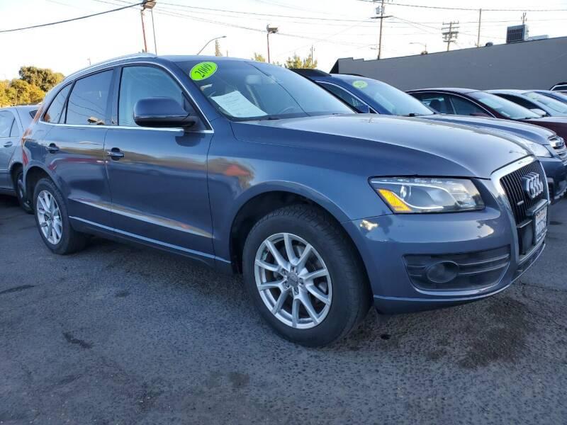2009 Audi Q5 for sale at McHenry Auto Sales in Modesto CA