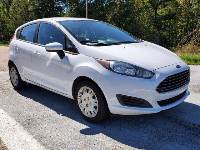 2016 Ford Fiesta for sale at Southeast Autoplex in Pearl MS