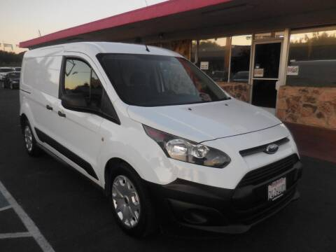 2014 Ford Transit Connect Cargo for sale at Auto 4 Less in Fremont CA