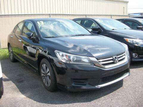 2013 Honda Accord for sale at Lloyds Auto Sales & SVC in Sanford ME